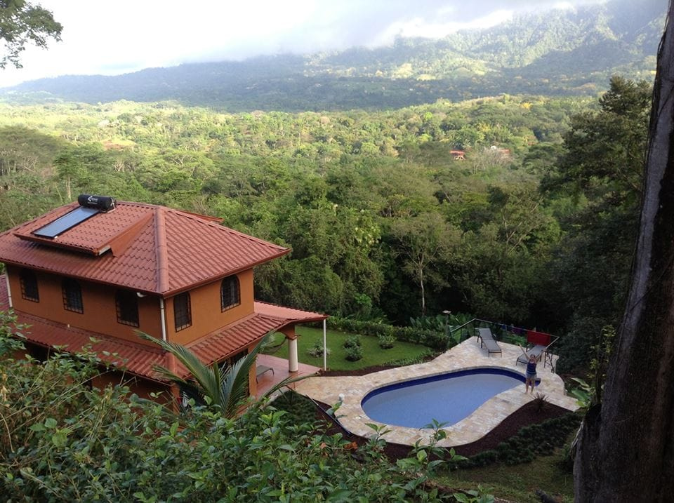 Private home in Ojochal, Costa Rica
