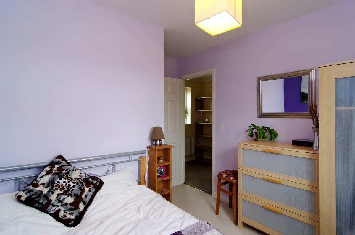 Cosy double room with own bathroom