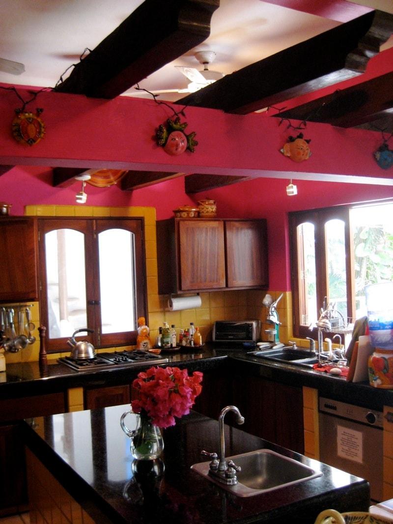 Casa Rincon Kitchen