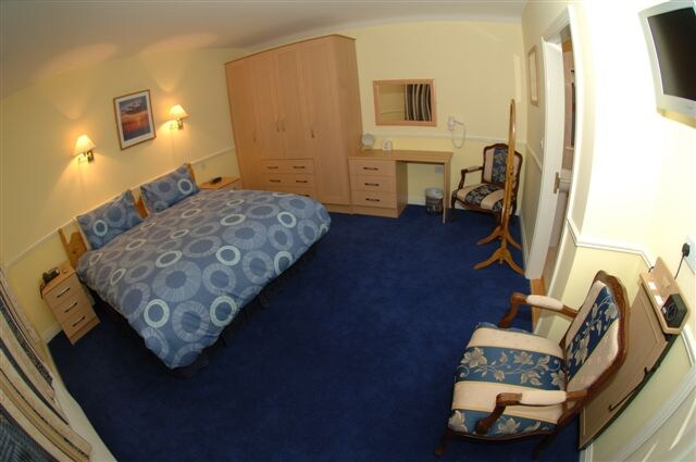 Bedroom at Avlon House B&B, Carlow, Ireland,