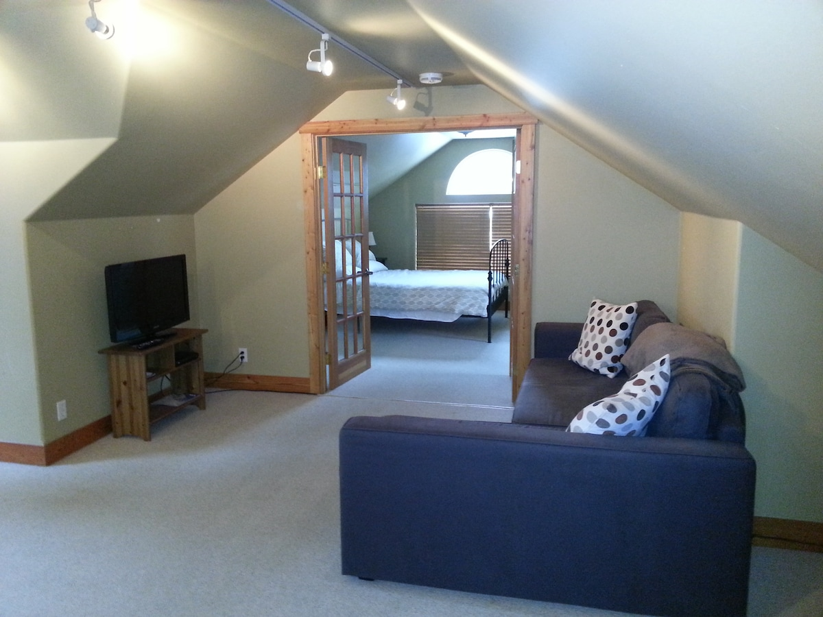Nice Apartment in Central Whitefish