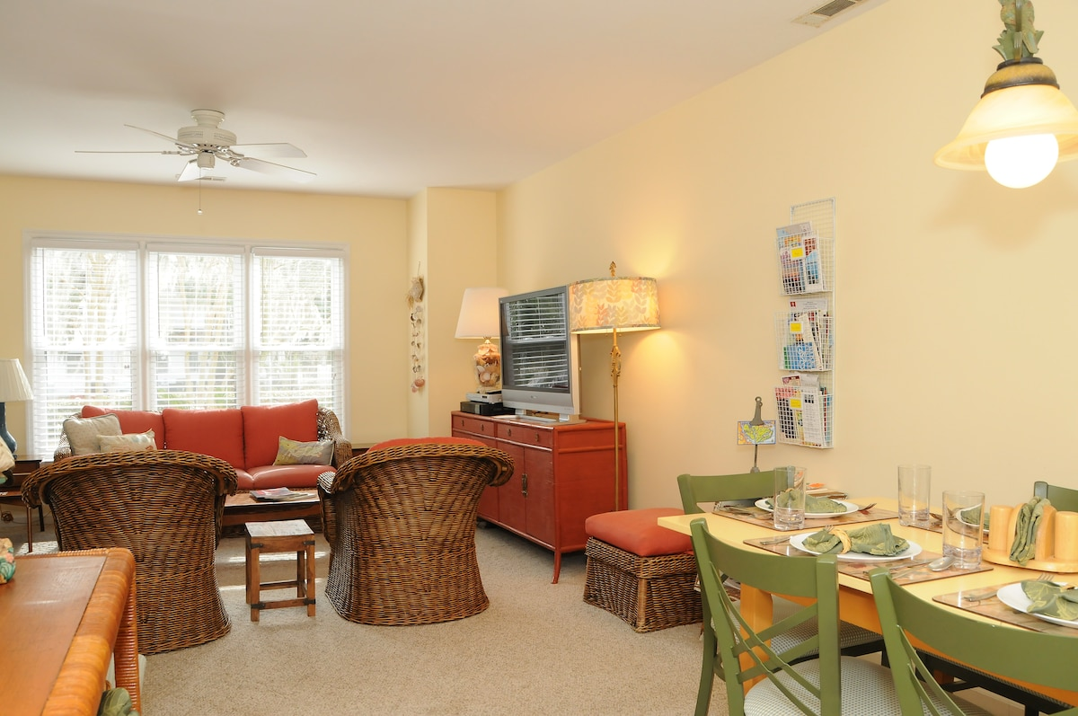 Cozy Townhouse in Downtown Beaufort