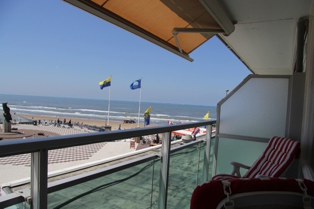Appartement Babette aan zee