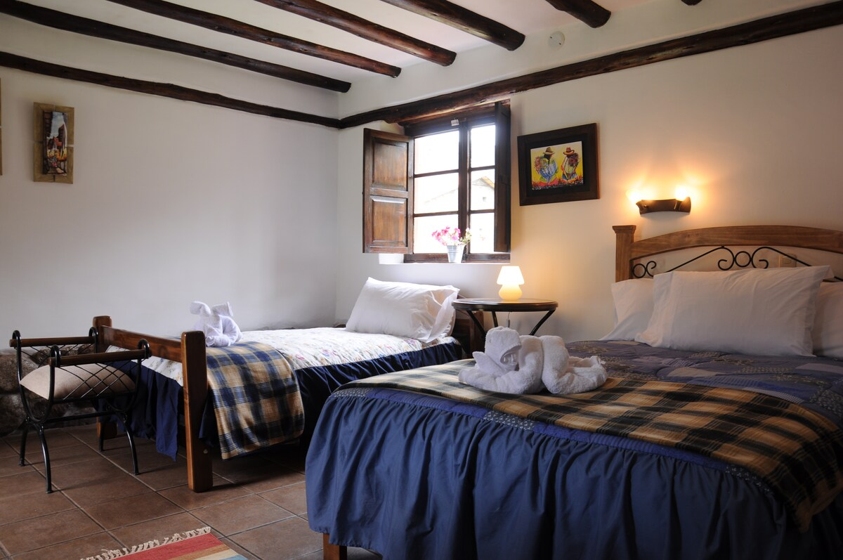 Lizzy Wasi Boutique Hotel