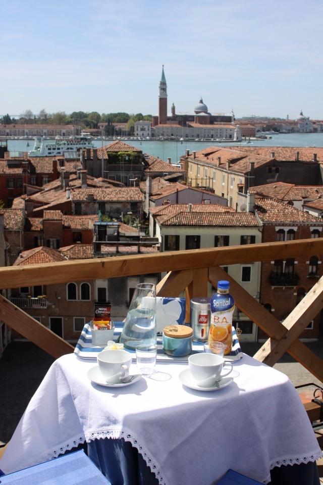 Beautiful views on Venice
