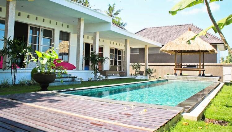 Gorgeous family villa in Pererenan
