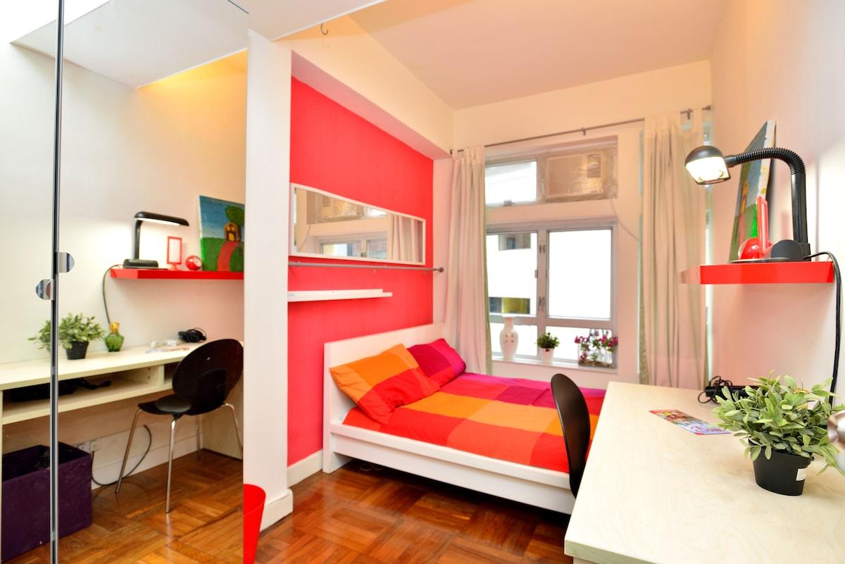 Sunny sweet double room 502
