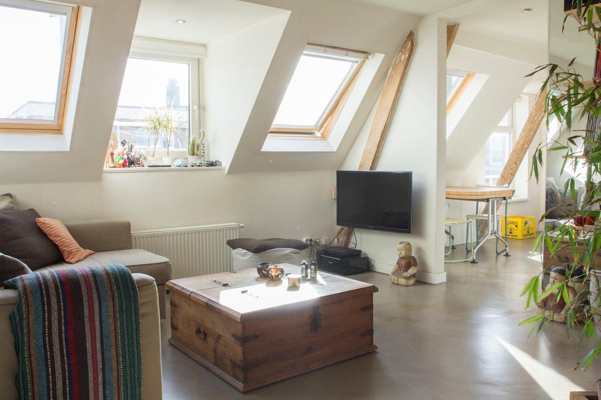 All Inn Apartment @ Westerpark.