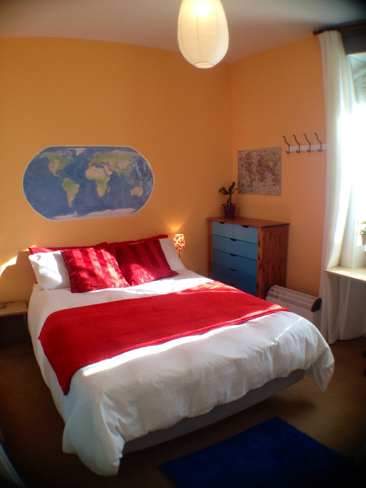 Room 1- Clean, Cosy, Comfy DOUBLE