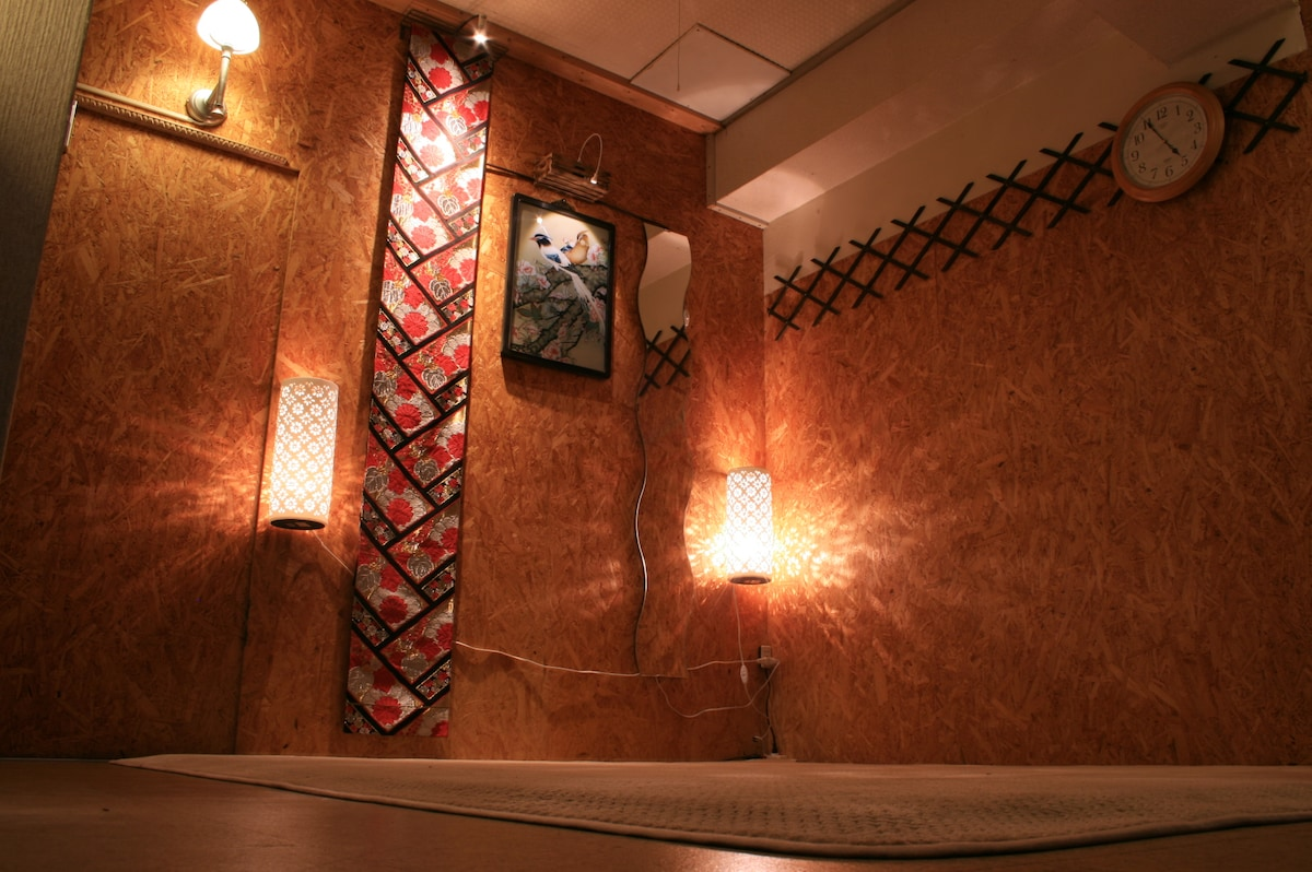 Your private room is not a boutique room. Interior of this room is improved as weekly. Feb 2014