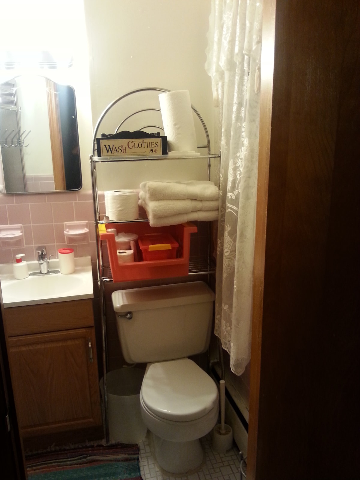 Muwuyu en-Suite private bathroom