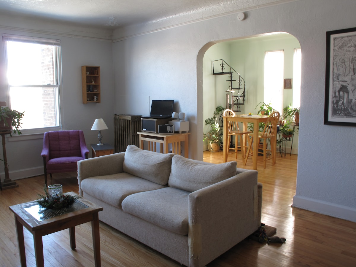 Quiet Apartment in Mexicantown