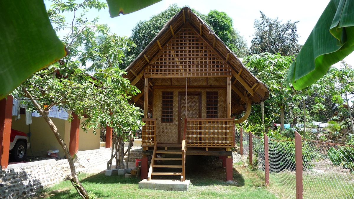 Guesthouse - Native Filipino style