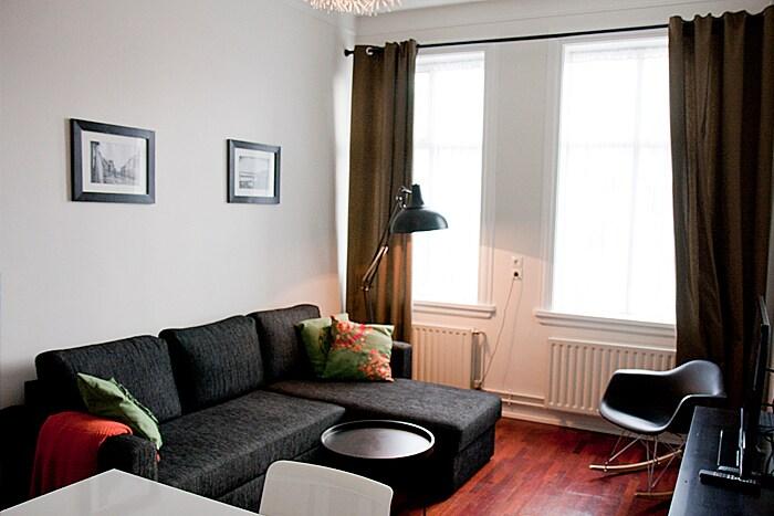 Apartment, Laugavegur, Downtown
