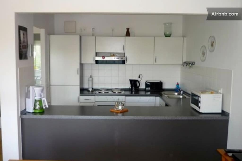 Modern apartment in central Berlin