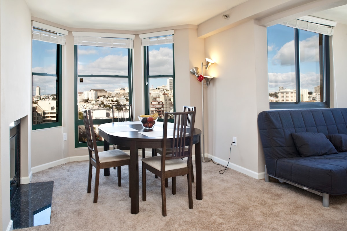 50% OFF Luxury Penthouse SF