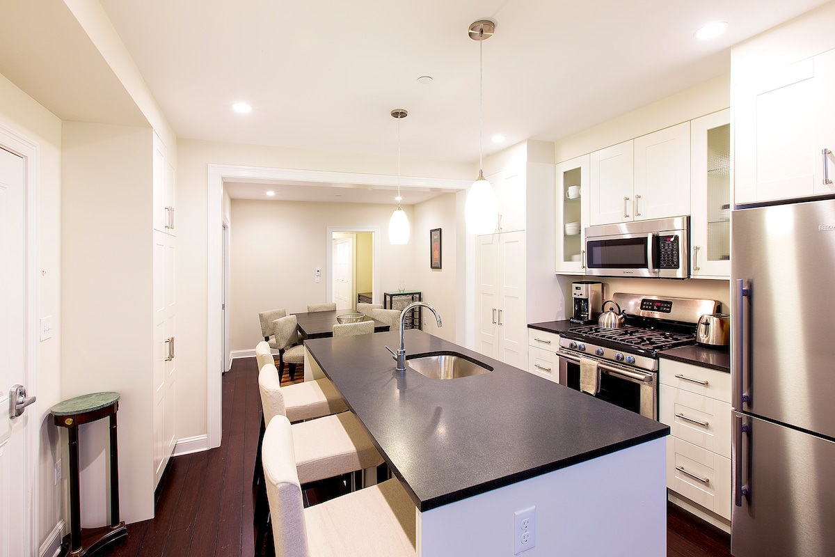 Brand New 2.5bed/2.5ba - South End