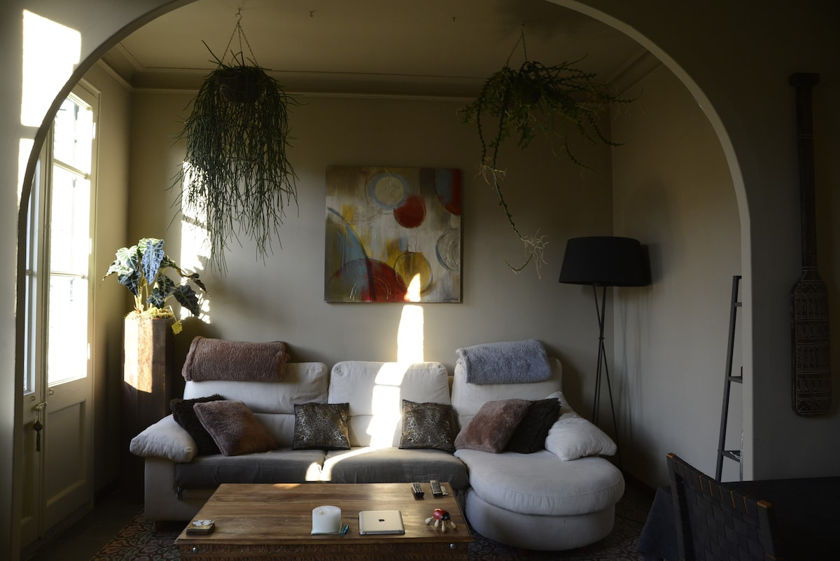 Charming 2bedroom near Plaza España
