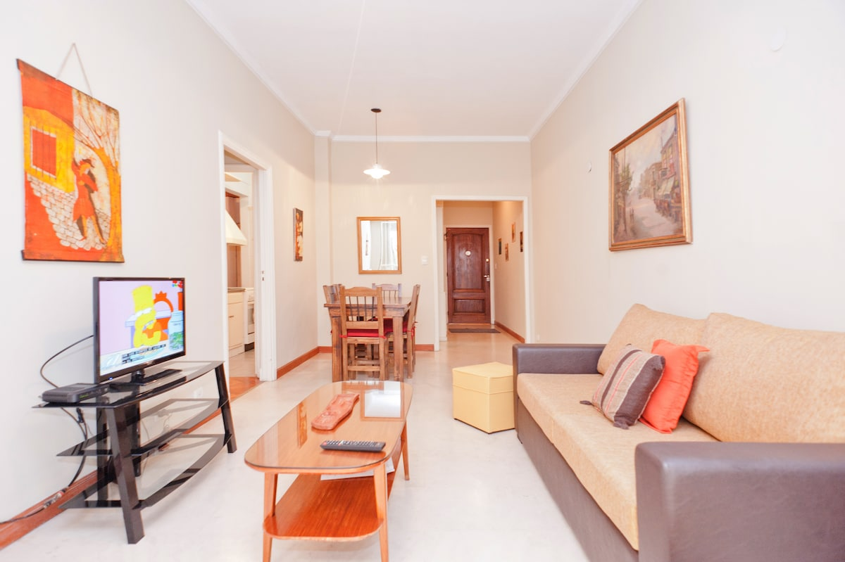 Confortable living area
