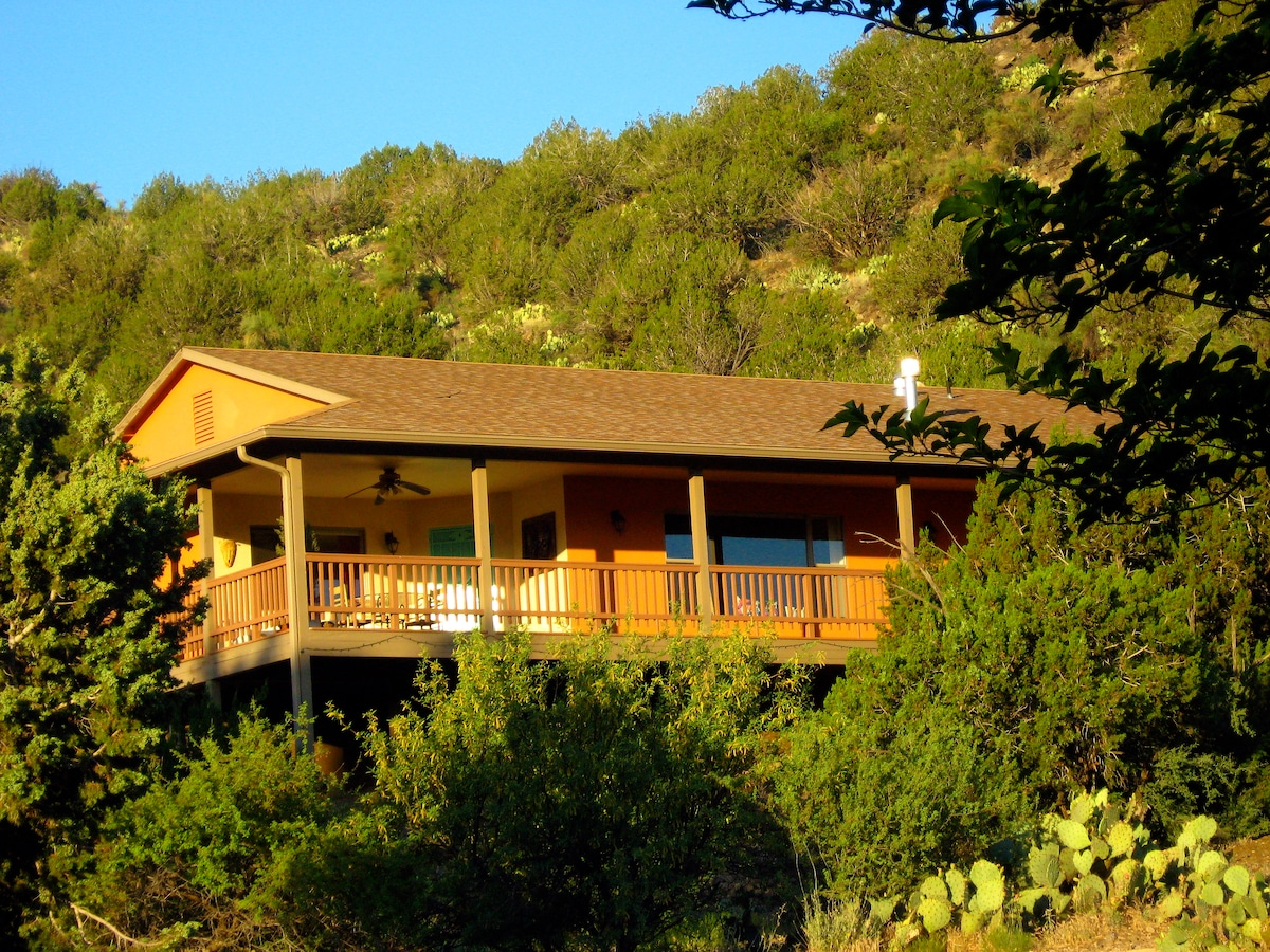 RANCHO FELIZ, SURROUNDED BY COCONINO NAT'L FOREST