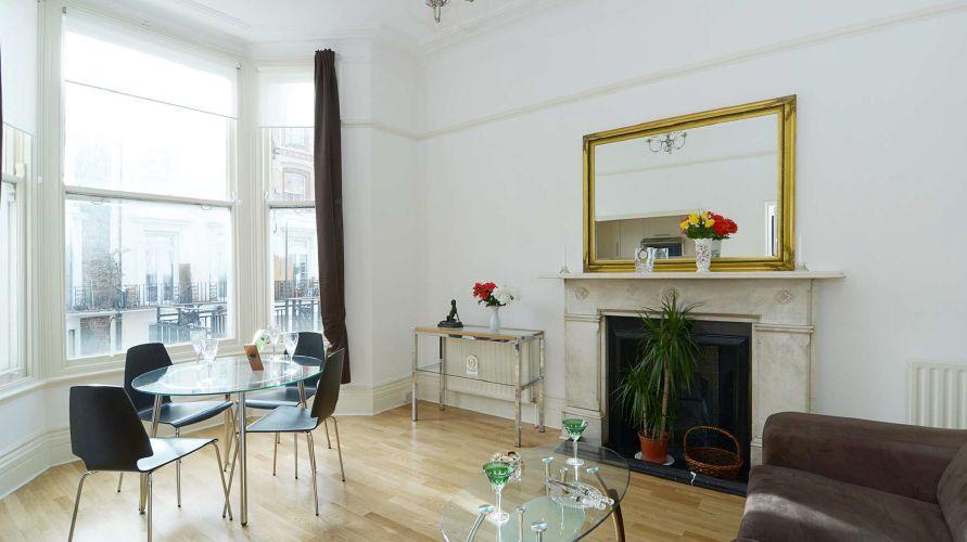 Beautiful two bedroom flat