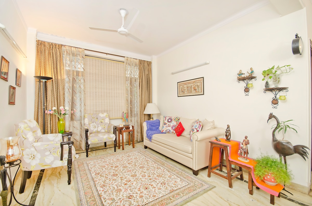 A space of our heart in Gurgaon