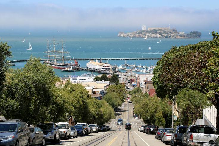 Alcatraz Island National Park Service Park And Alcatraz Island