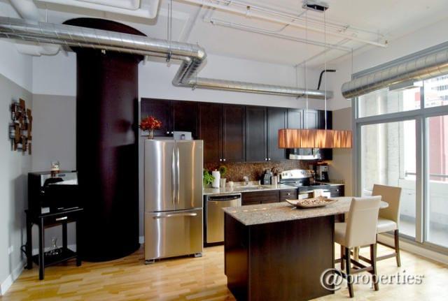 5/13: Modern Loft Near Chicago's finest!