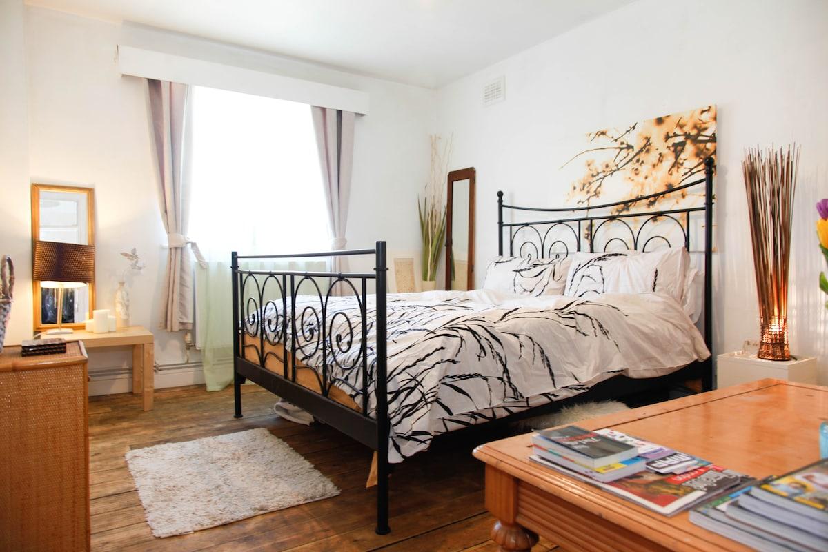 Simple&Cosy Room in Shoreditch!