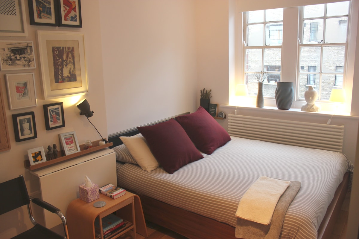 Central Charming Room in Bloomsbury