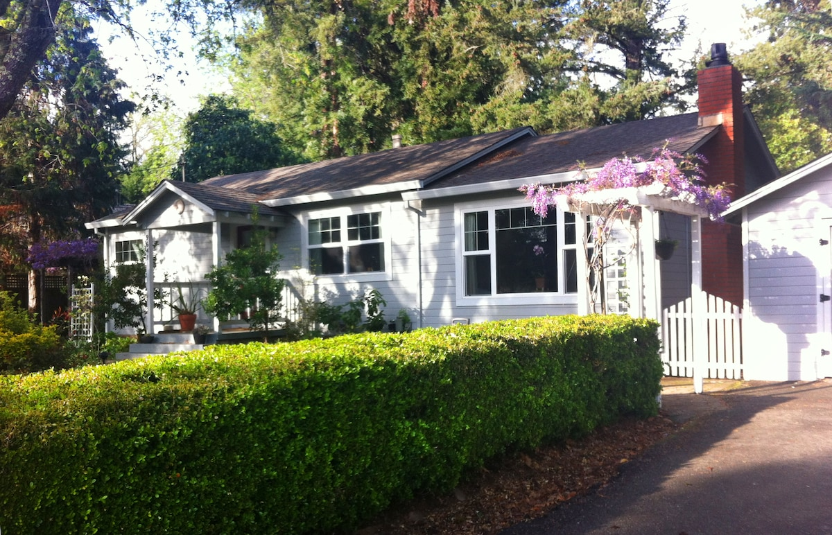 Beautiful 2BR Wine Country Living