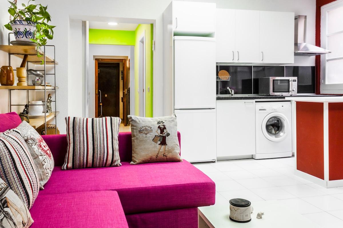 Apartamento en Puerta del Sol 4pax