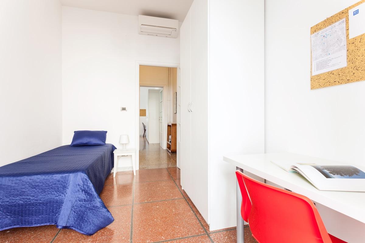 Single room in Rome - Free WiFi!