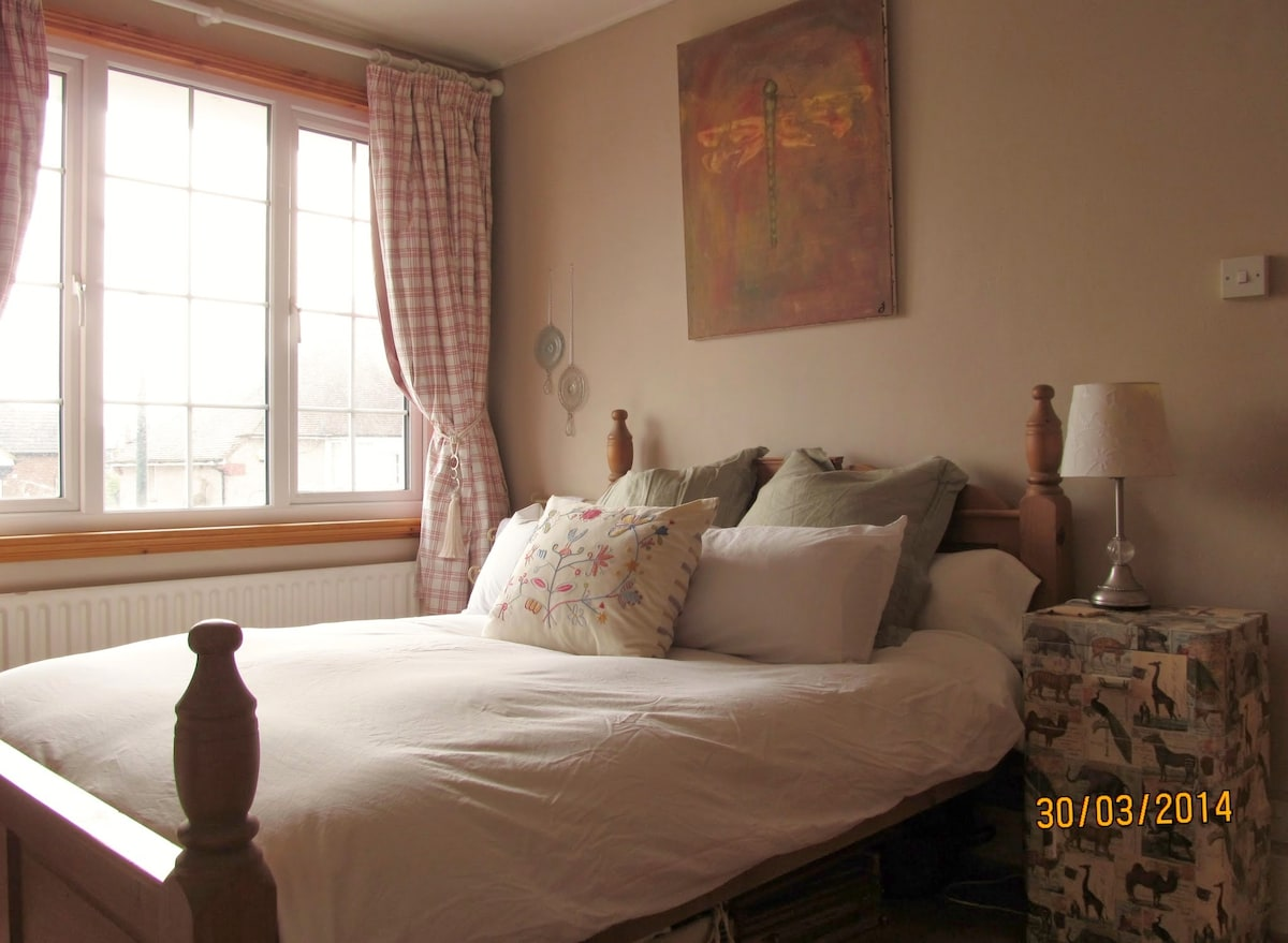 A lovely room in a terraced cottage
