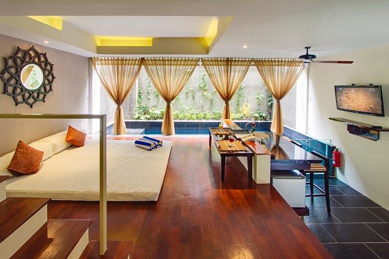 18 Suite Villa Kuta Beach Bali