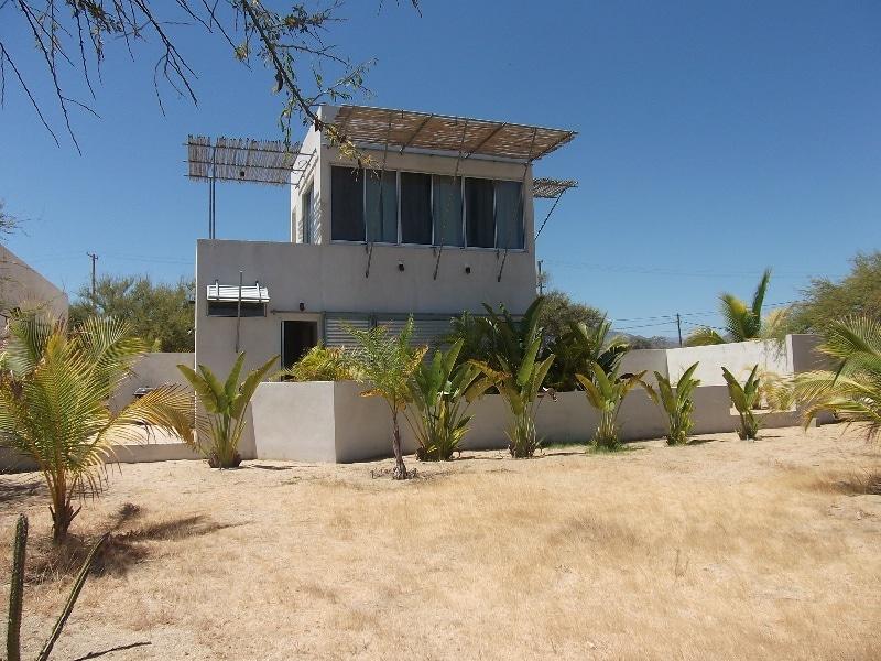 Sustainable Baja Casita