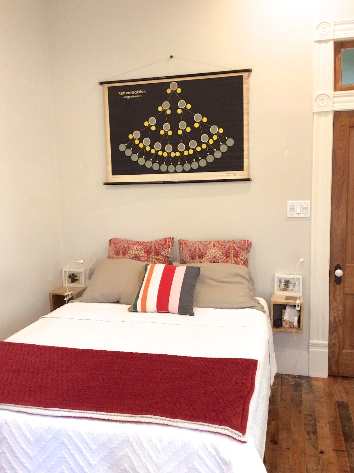 Lovely Privacy In Heights Cottage!