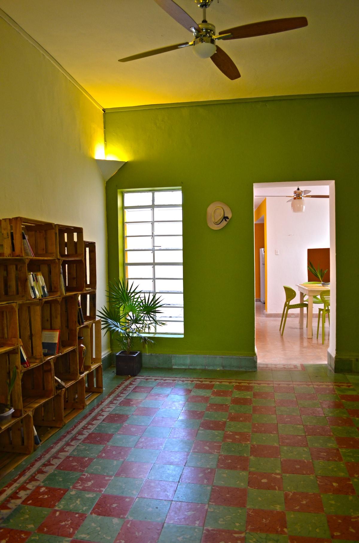 Casa Tolok Twin bedroom