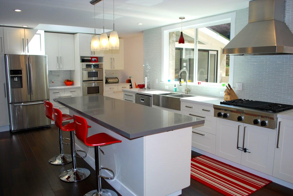 Beautiful Modern Home in Sausalito