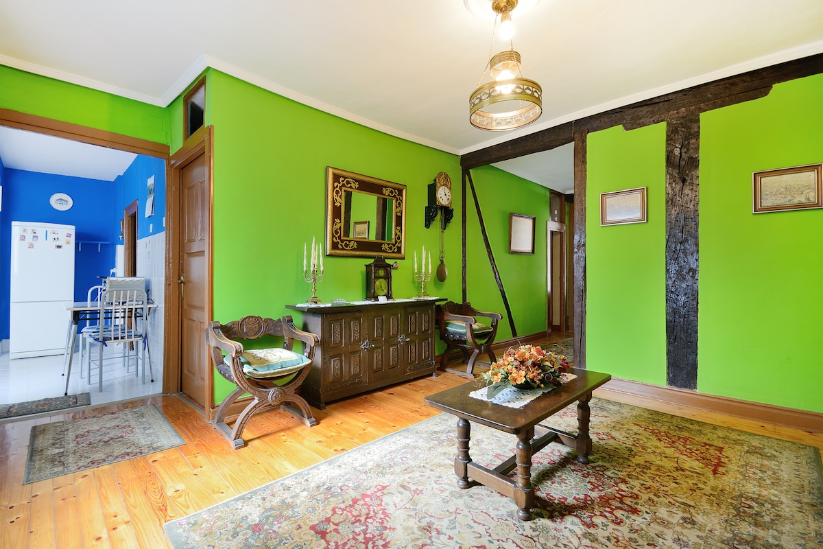 Vintage apartment  Historic Centre