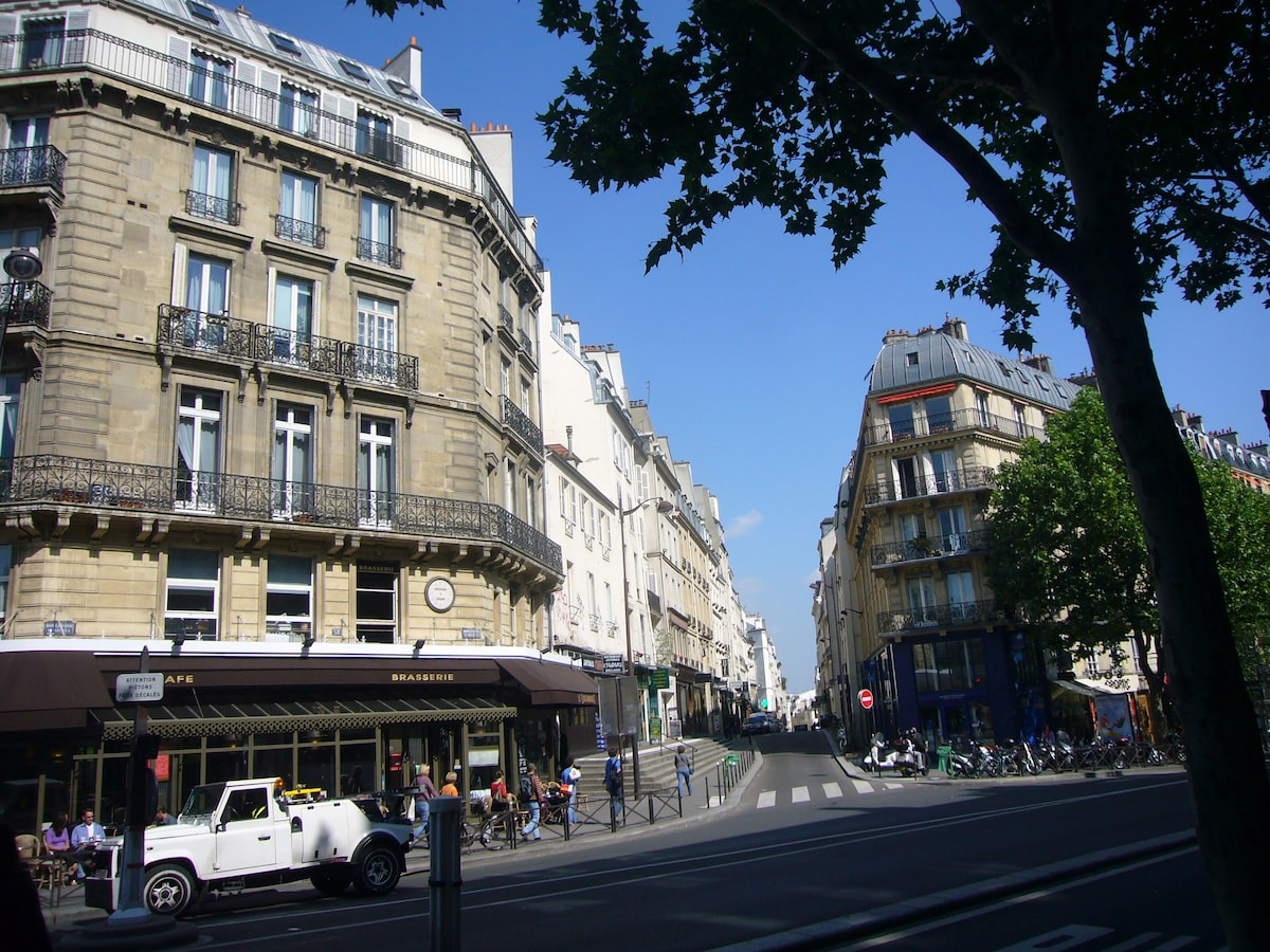 cœur de Paris le Panthéon 4/6P WIFI