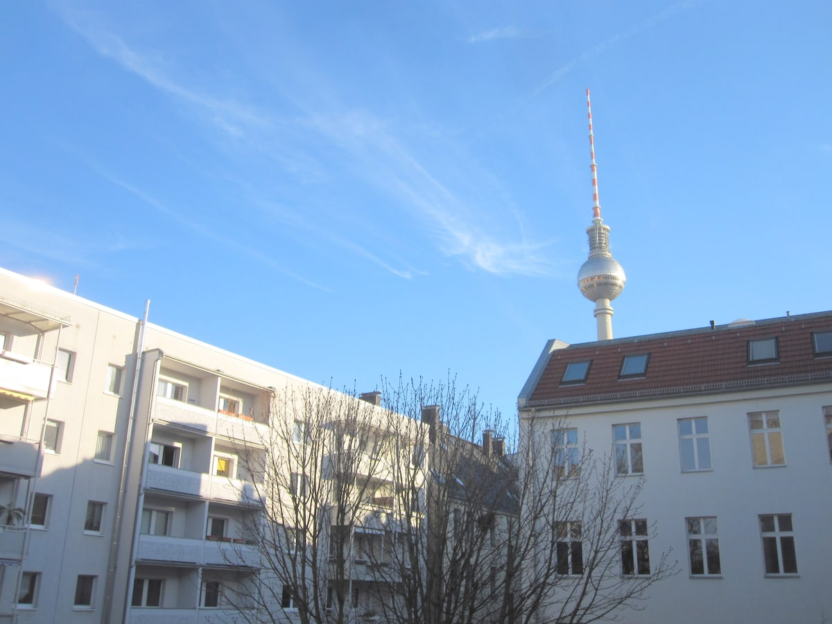 """Perfect location in """"Mitte""""!"""