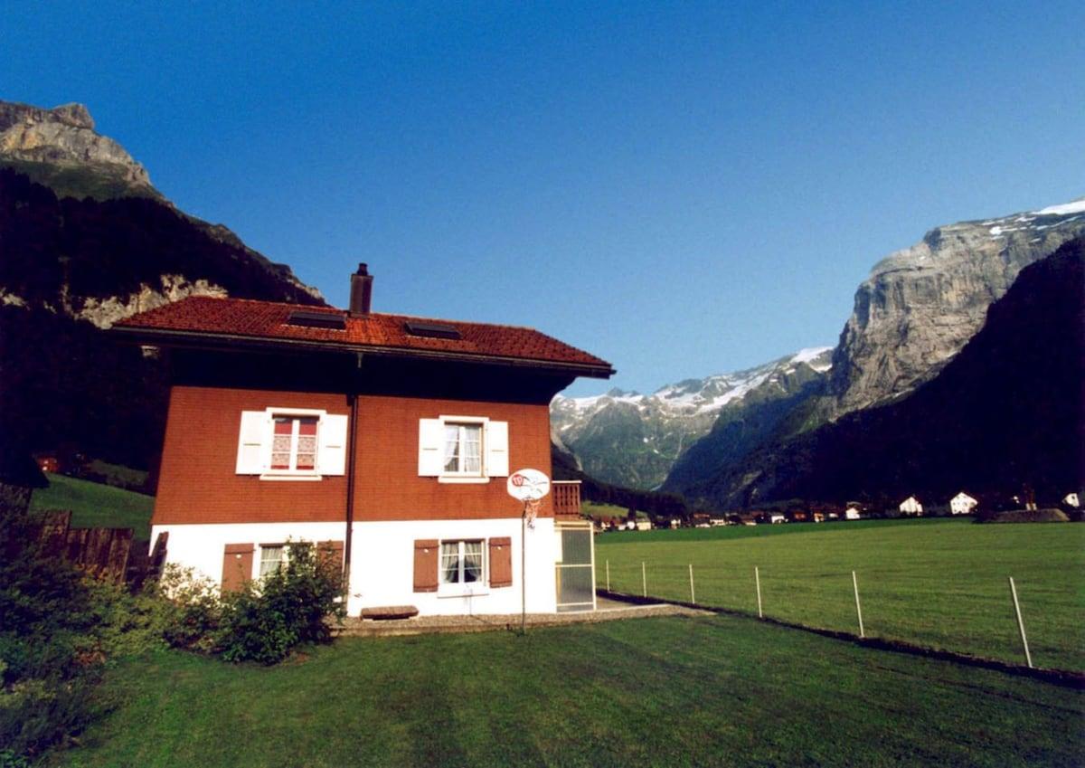 Charming Swiss Chalet