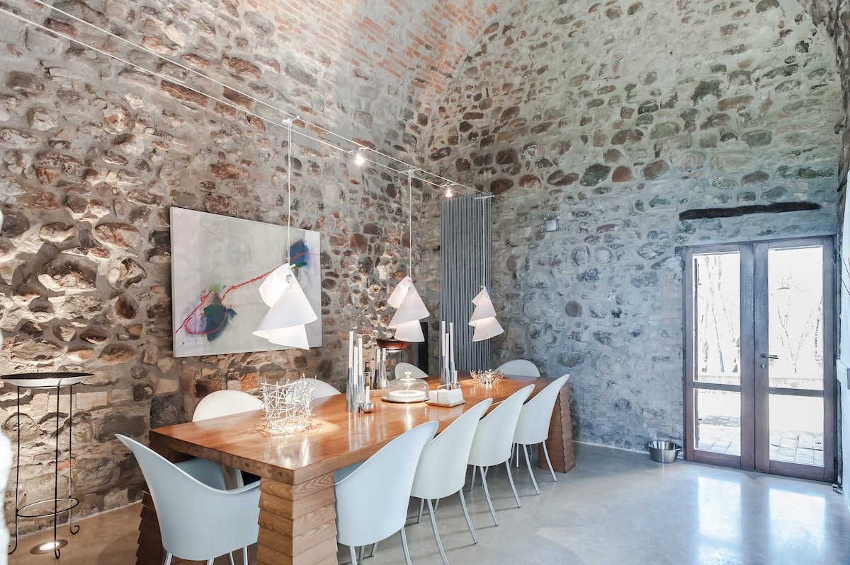 Casa Baldelli, amazing restoration!