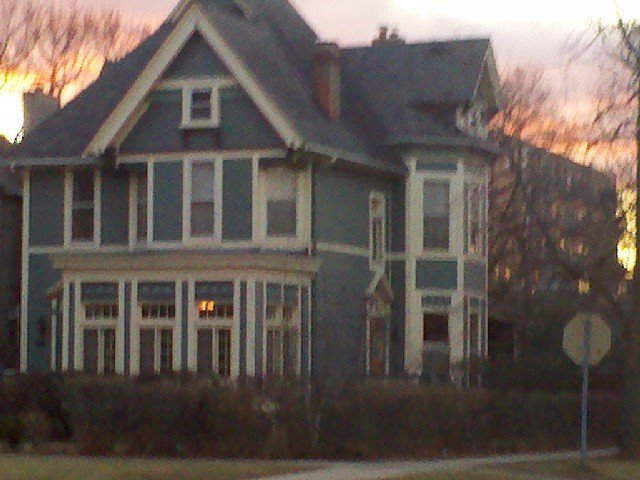 The Historic Hinman House, built 1888, with all the modern conveniences of the 21st Centrury
