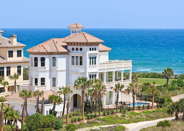 Hammock Beach Mansion in Palm Coast