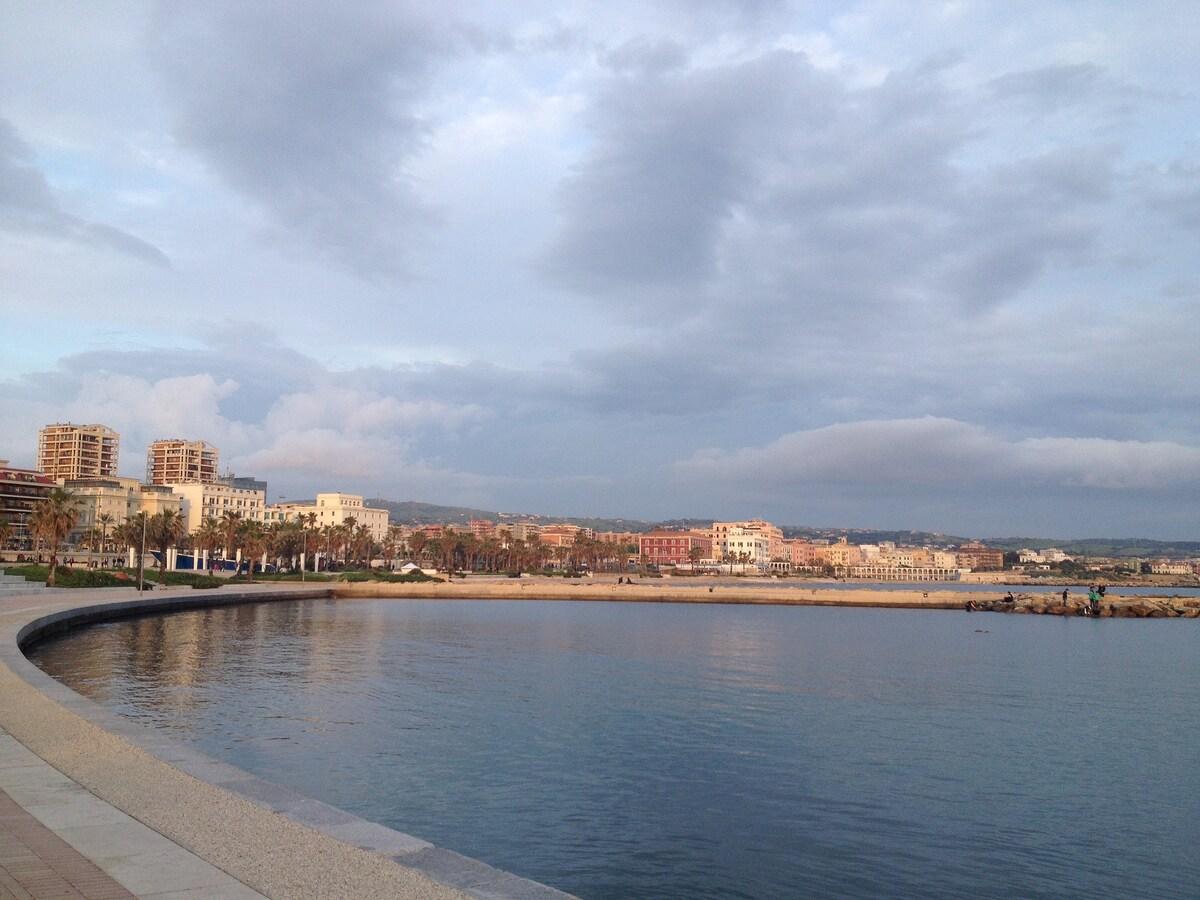 A nice apartment near the sea
