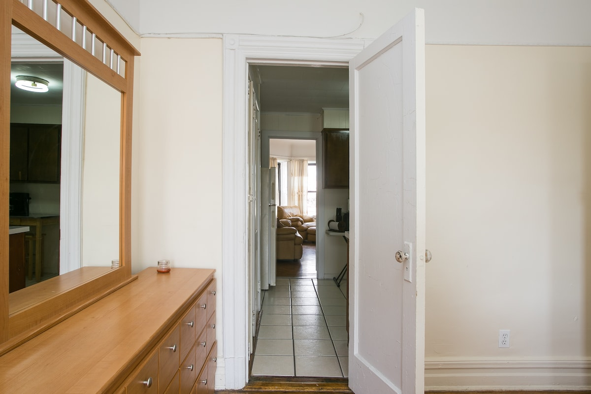 Great Flat in Historic Brownstone