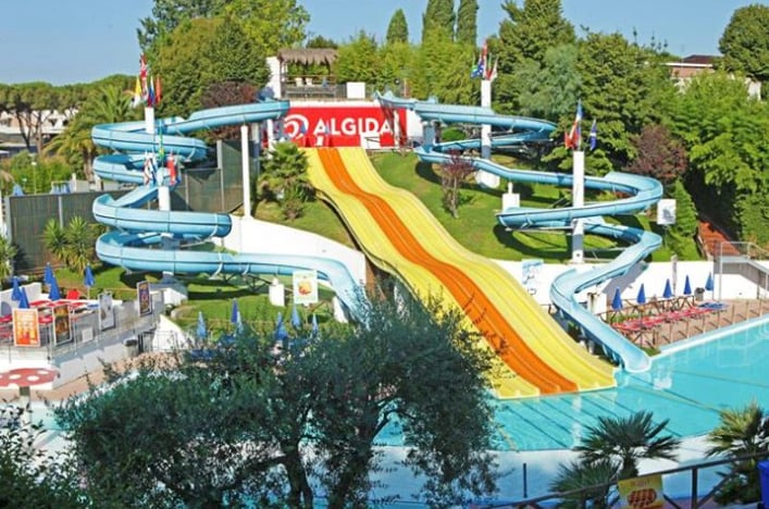 Water Parks in Rome Hydromania Water Park Rome