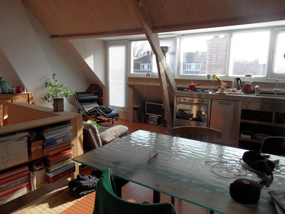 Zolder  appartement Nijmegen-Oost